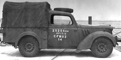 Austin Tilly 10 Light Utility Truck PDF Service Manual