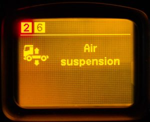 Air Suspension Malfunction