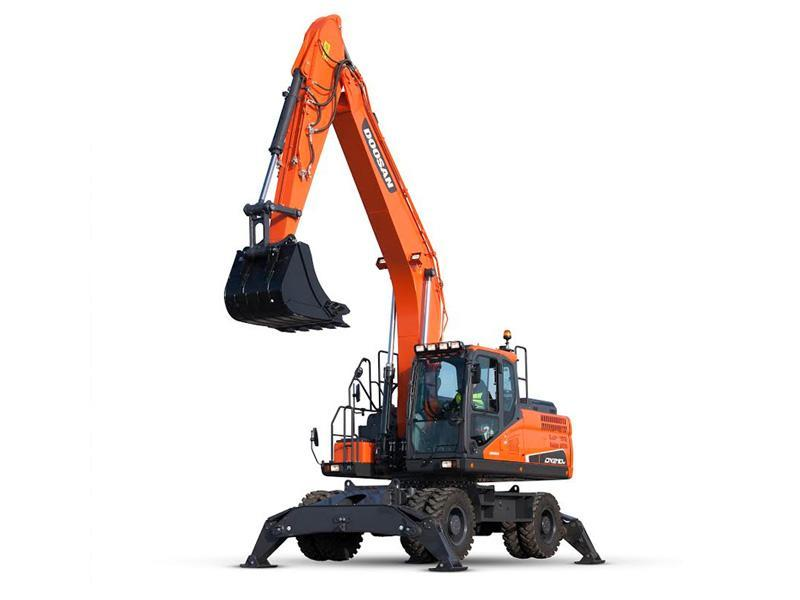 DOOSAN DX 210W PDF Service Manuals
