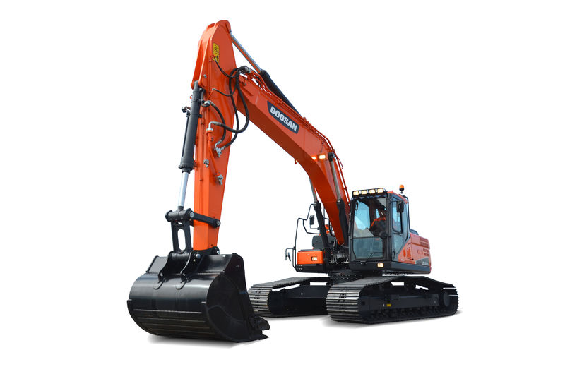 DOOSAN DX 255LC PDF Service Manuals