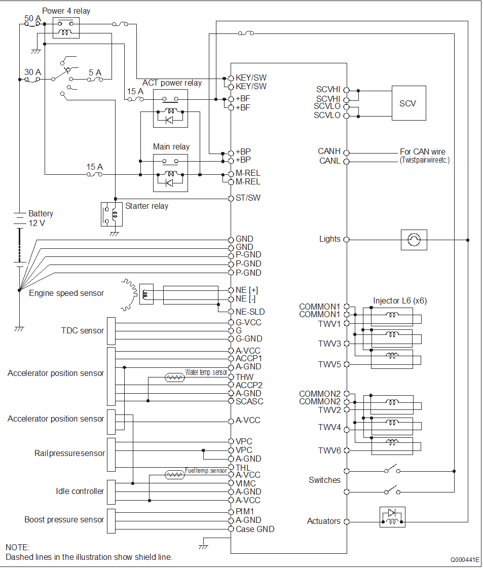 Ba Falcon Ecu Wiring Diagram