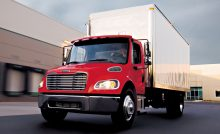 Freightliner Business Class M2 Fault Codes List - Bulkhead Module
