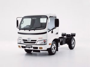 Hino 300 PDF Workshop Manuals