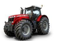 Massey Ferguson 8600 series tractor fault codes