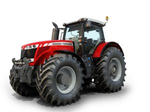 Massey Ferguson 8600 series tractor fault codes