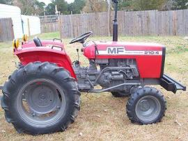 massey ferguson 210 PDF manuals