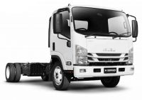 Isuzu truck N-series Fault codes list