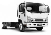 Isuzu truck N-series Fault codes list