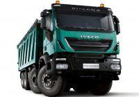 Iveco Trakker Fault Codes list