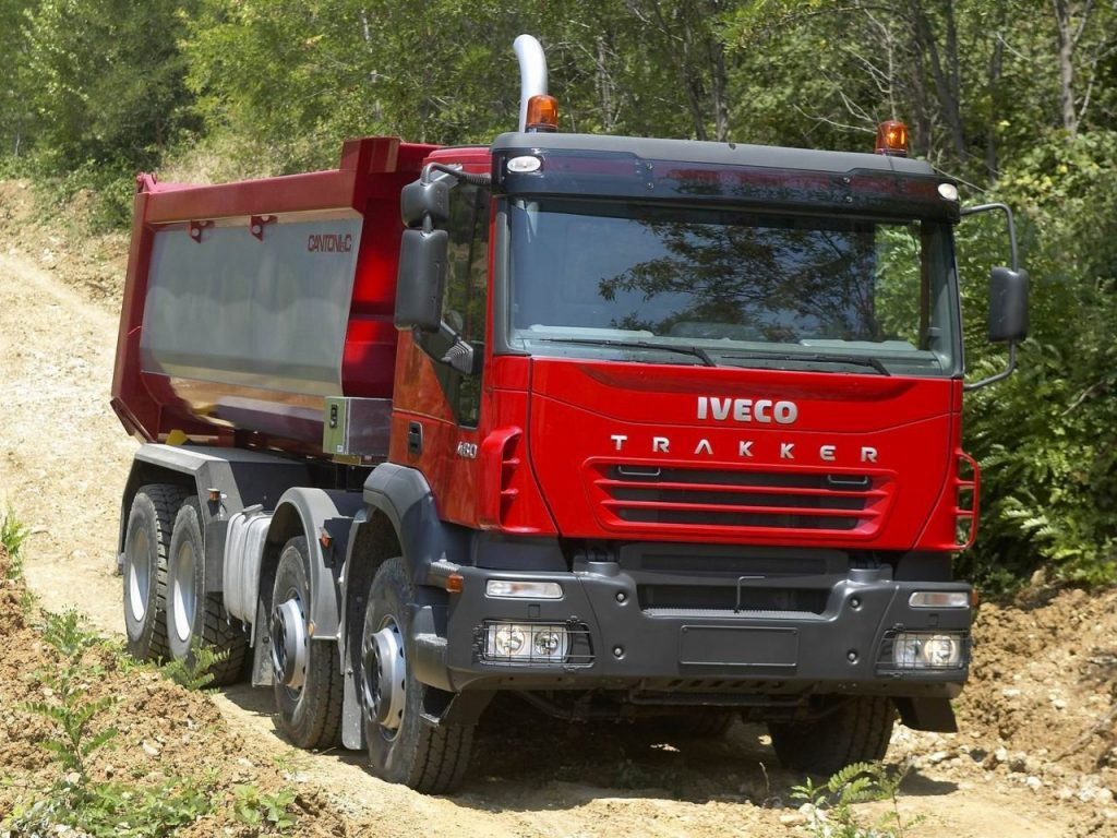 Iveco Trakker PDF Workshop Manuals