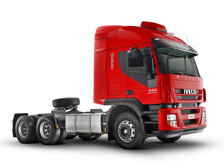 Iveco stralis PDF workshop Manuals