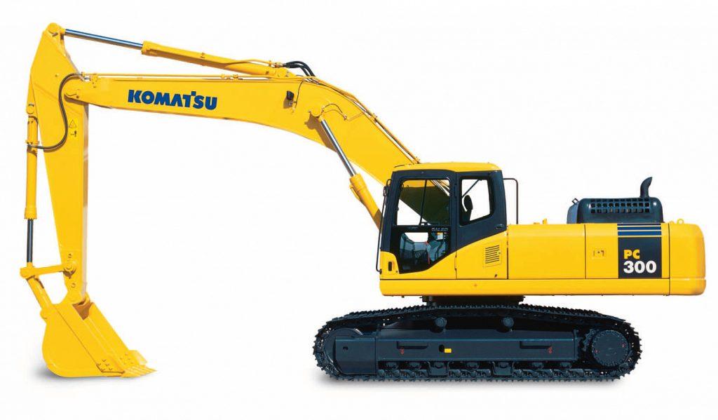 Komatsu PC300 Service Manuals