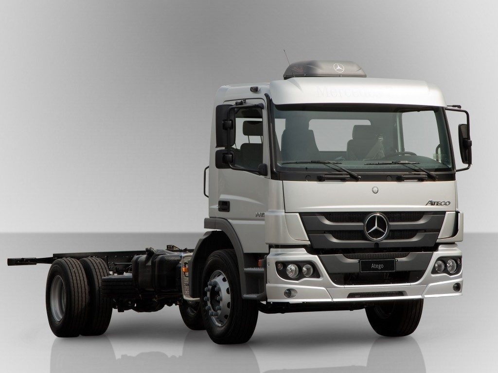 Mercedes-Benz Atego Service Repair Manuals PDF