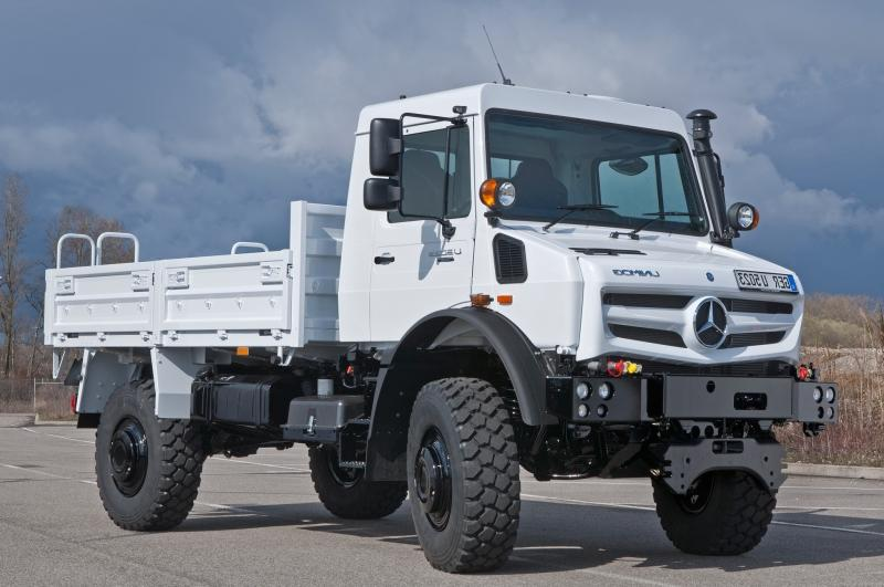 Mercedes-Benz Unimog Service Repair Manuals PDF