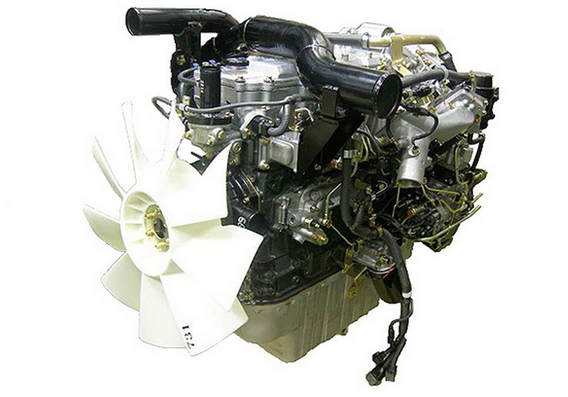 Mitsubishi Fuso Fighter 6M60 Engine Fault codes
