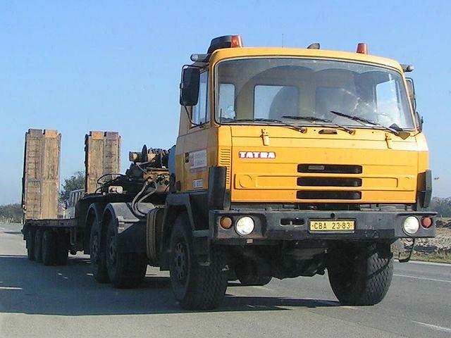 Tatra T815 Service Repair Manual PDF